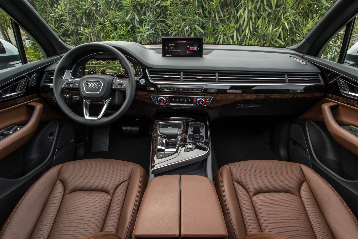 2018 Audi Q7 3 0 Tfsi Review A Solid Luxury Crossover With An Extra Fine Interior