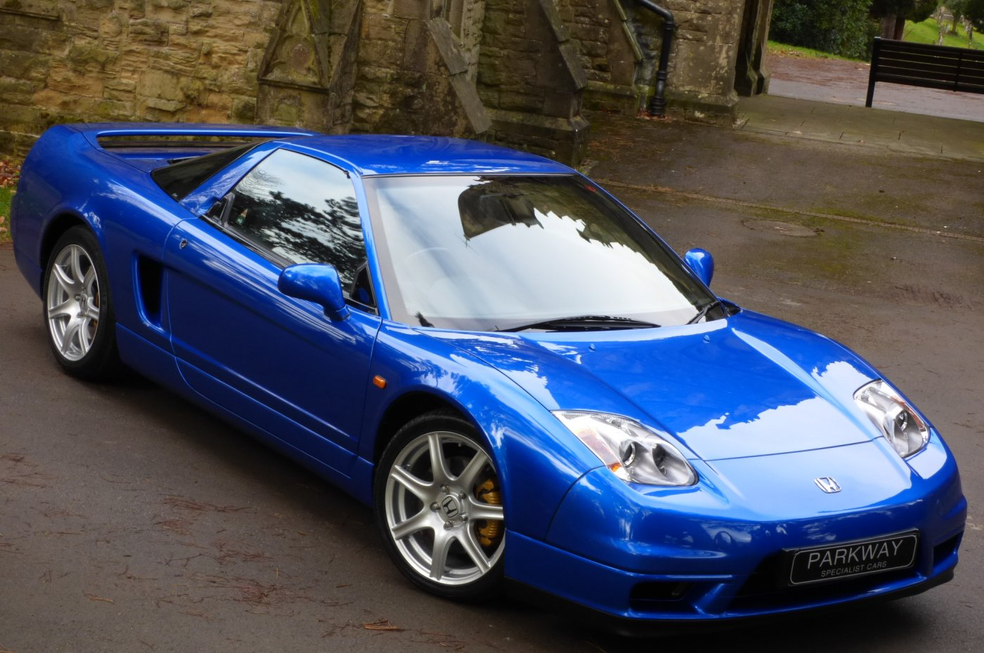 For Sale Jenson Button S Old 2004 Honda Nsx The Drive