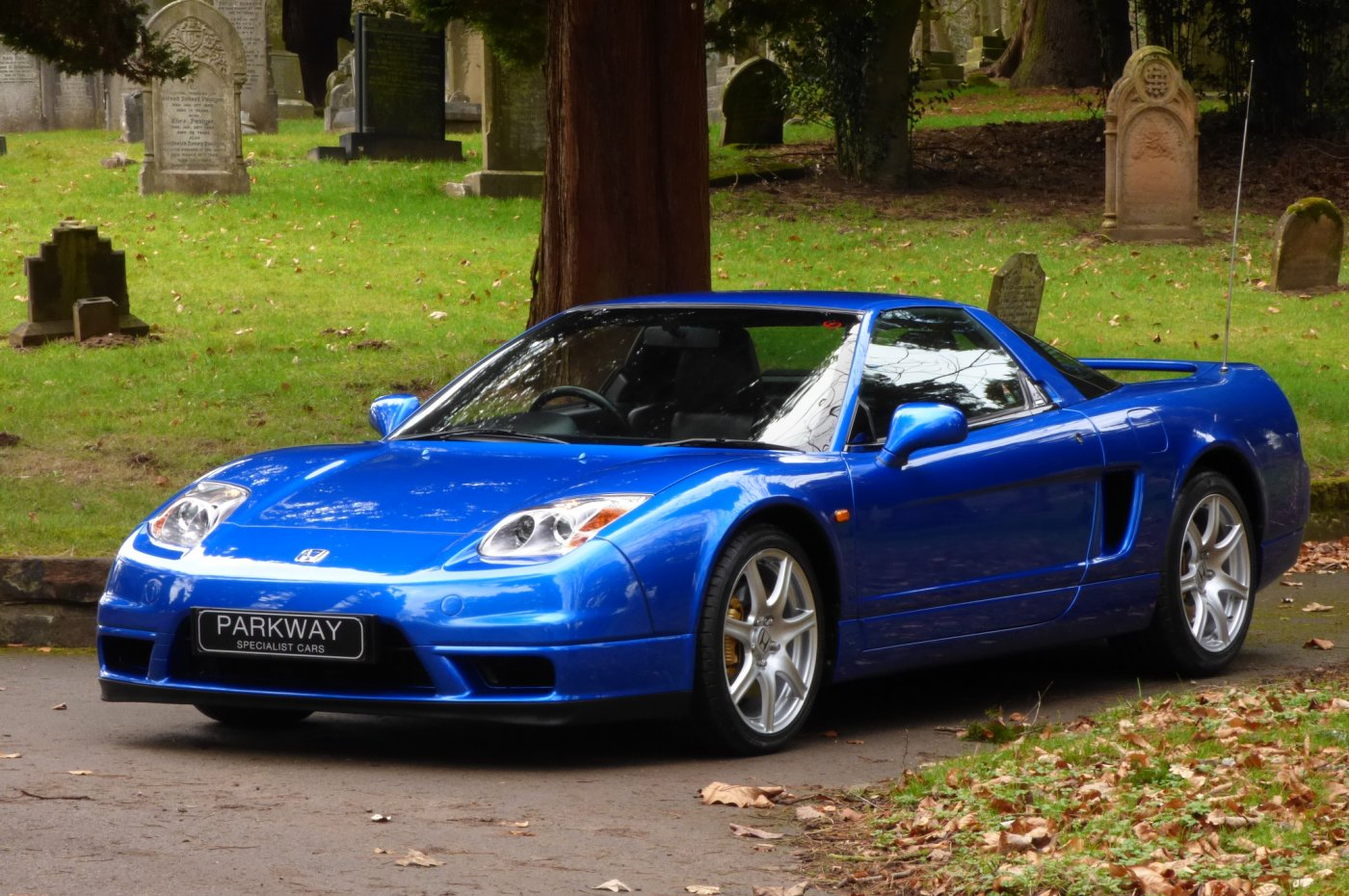 For Sale: Jenson Button\'s Old 2004 Honda NSX - The Drive
