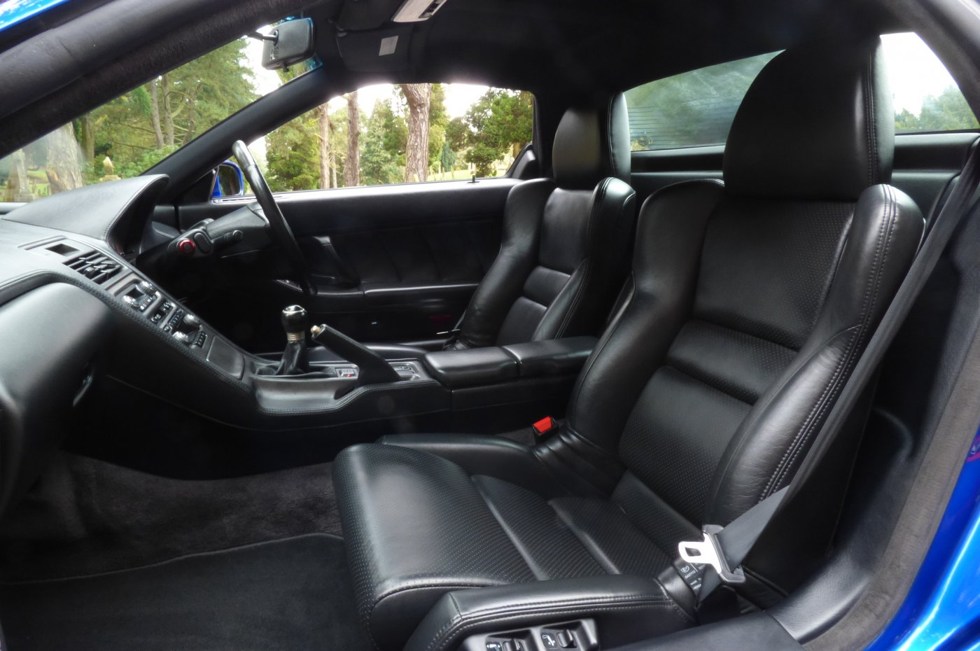 For Sale Jenson Buttons Old 2004 Honda Nsx The Drive