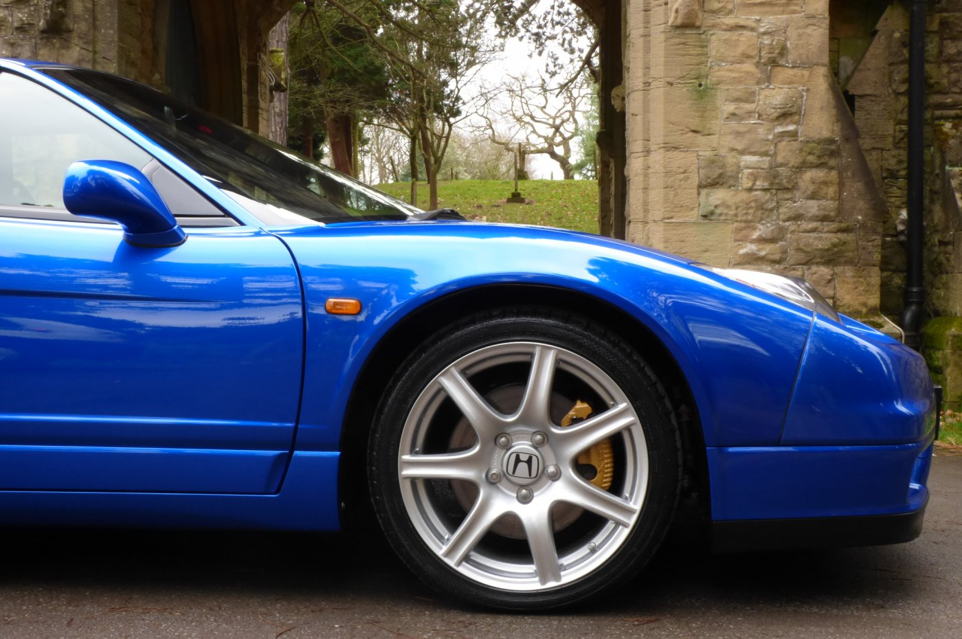 For Sale: Jenson Button's Old 2004 Honda NSX | The Drive