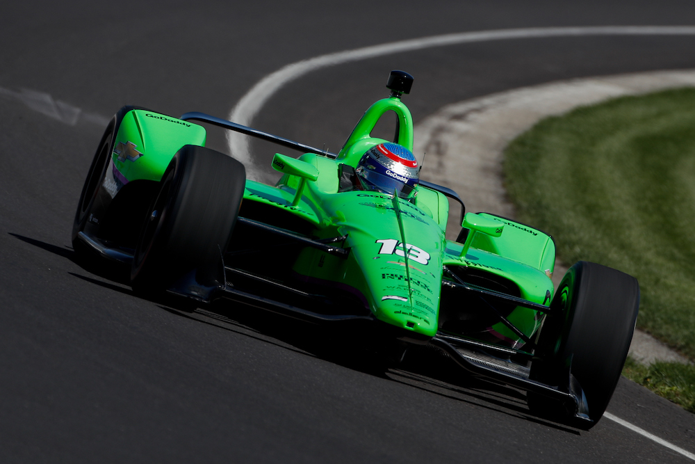 Drivers Ed Online >> Danica Patrick Completes Oval Indycar Refresher, Is Cleared for Indy 500 - The Drive