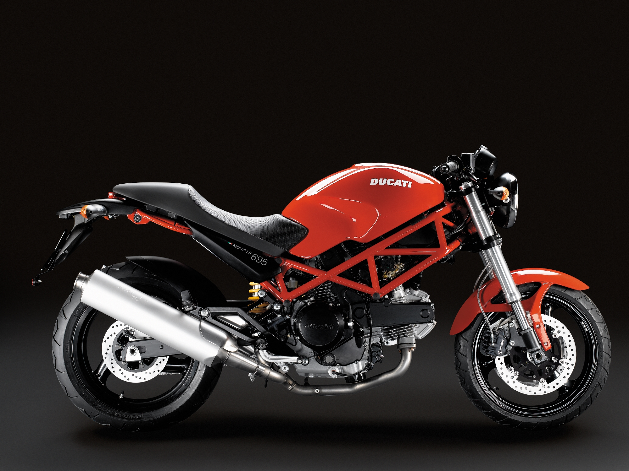 A Brief Visual History of the Ducati Monster - The Drive