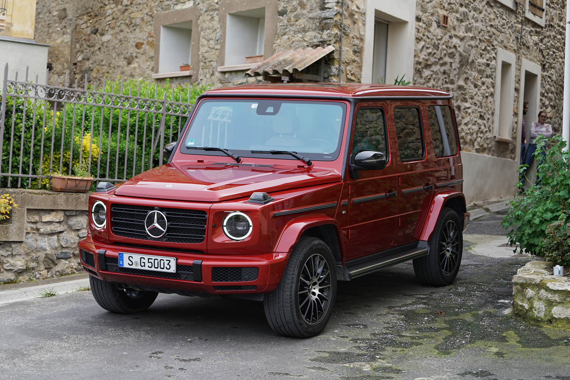 2019 Mercedes Benz G Class G550 Mercedes Amg G63 First Drive