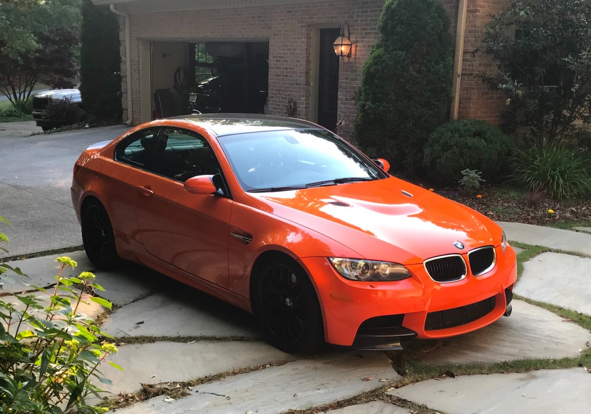 Rare BMW M3 Lime Rock Park Edition for Sale, One of Just 200 - The Drive