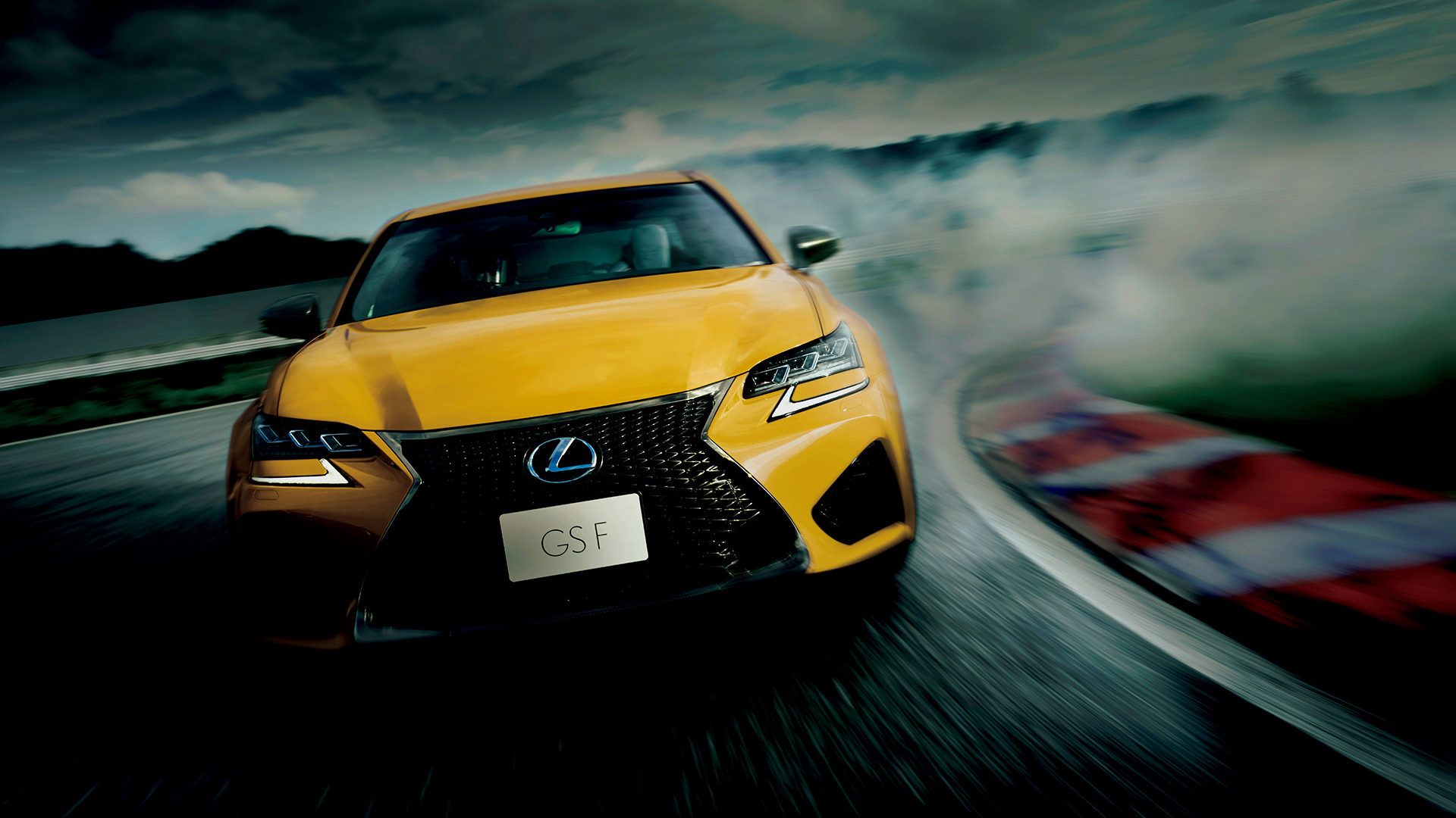 2019 Lexus Gs F Adds Flare Yellow To Its Palette The Drive
