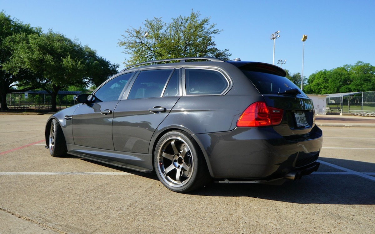 2007 bmw 328i station wagon