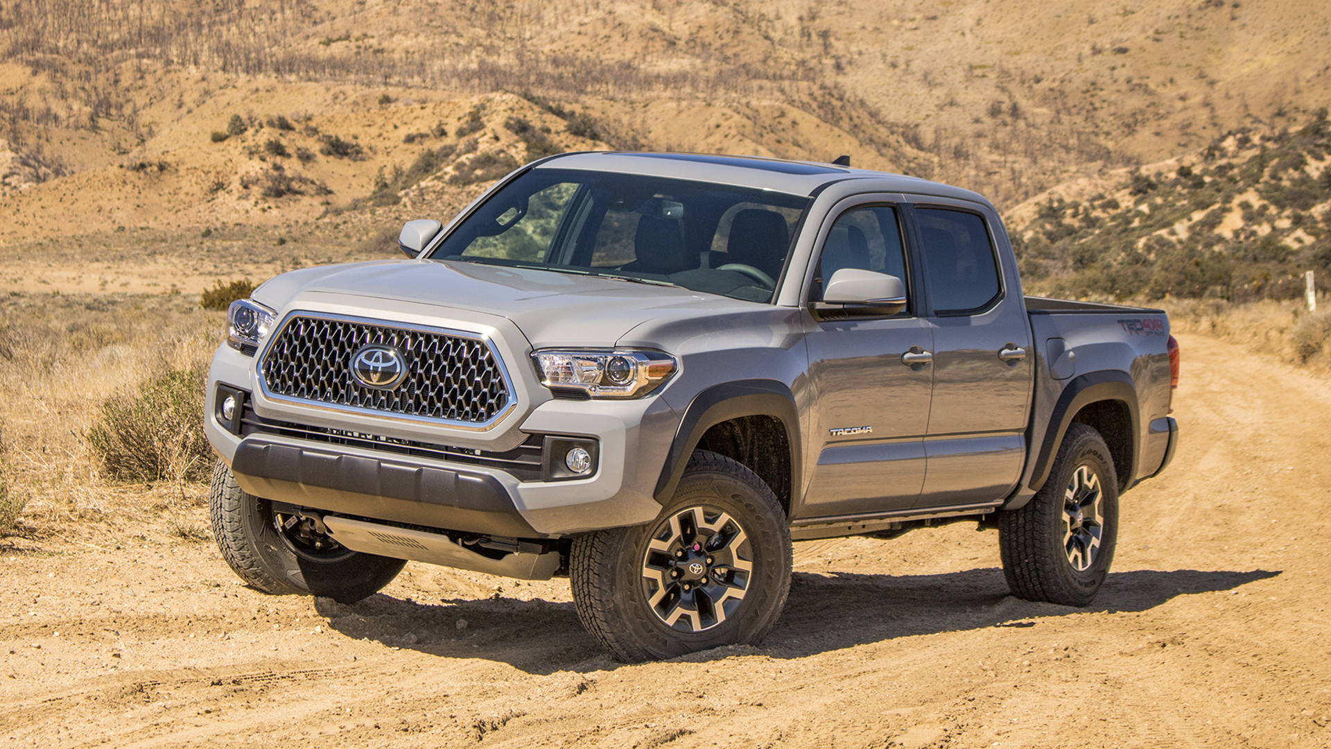 2018 Toyota Tacoma Trd Off Road Review An Apocalypse Proof Pickup
