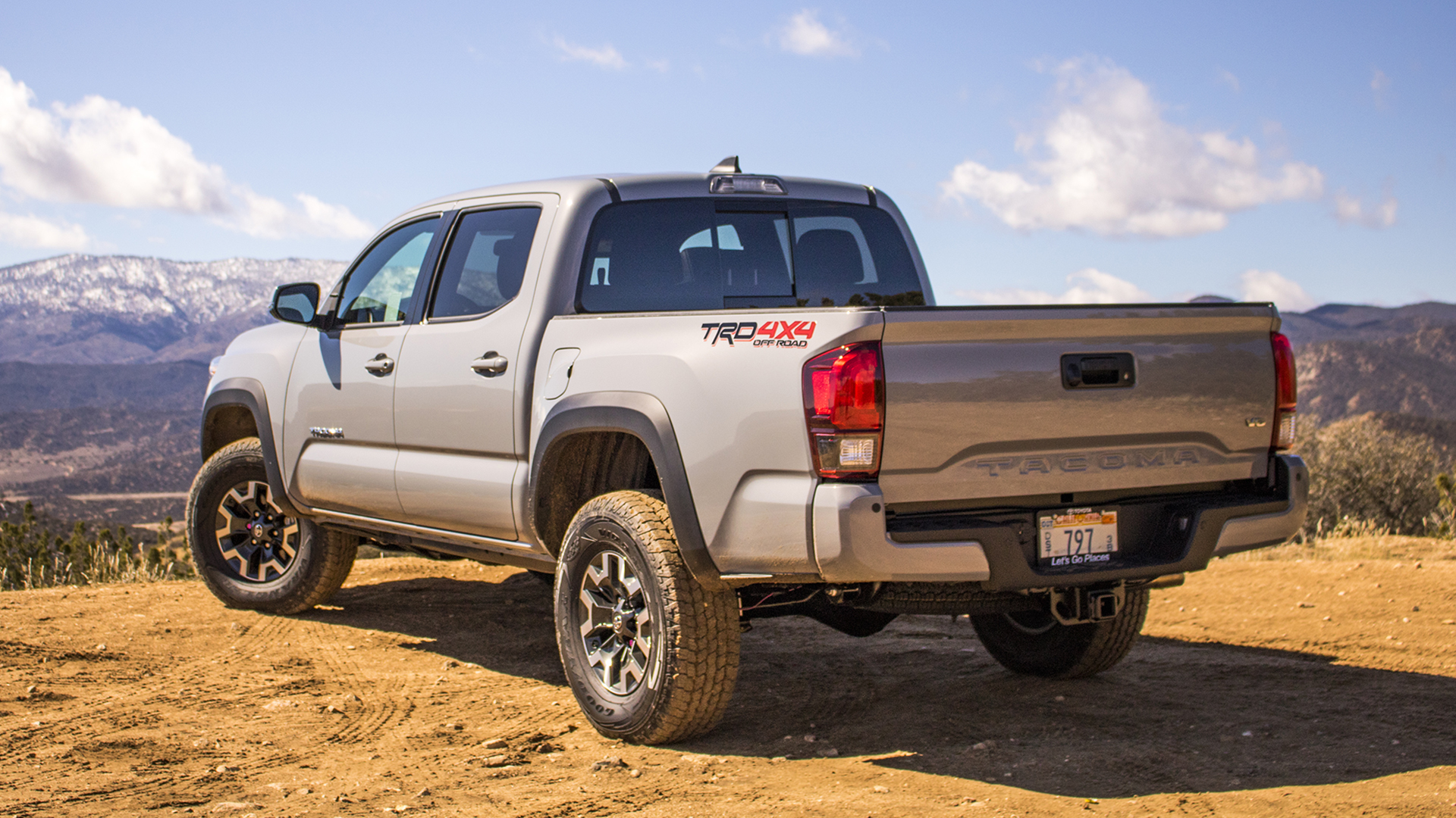 2018 Toyota Tacoma Trd Off Road Review An Apocalypse Proof Pickup Truck