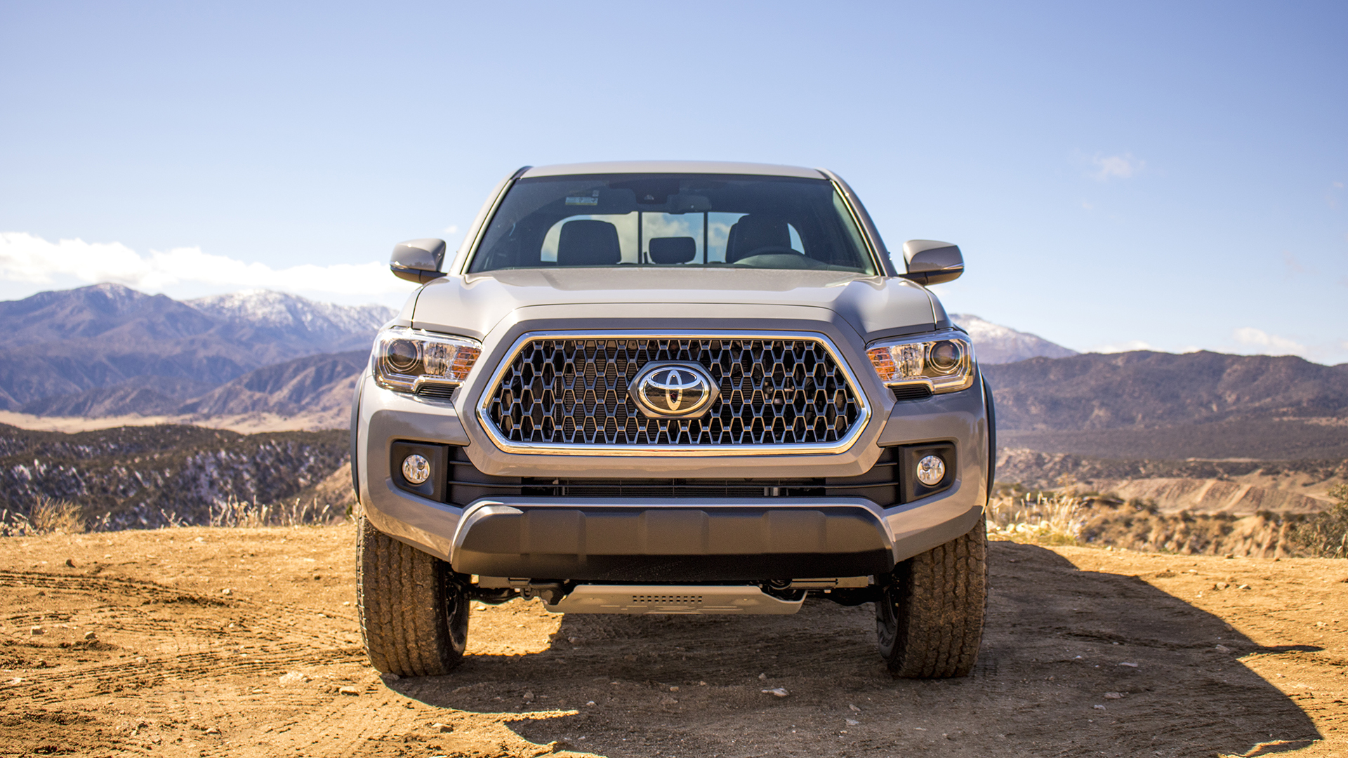2018 Toyota Tacoma TRD Off-Road Review: An Apocalypse-Proof