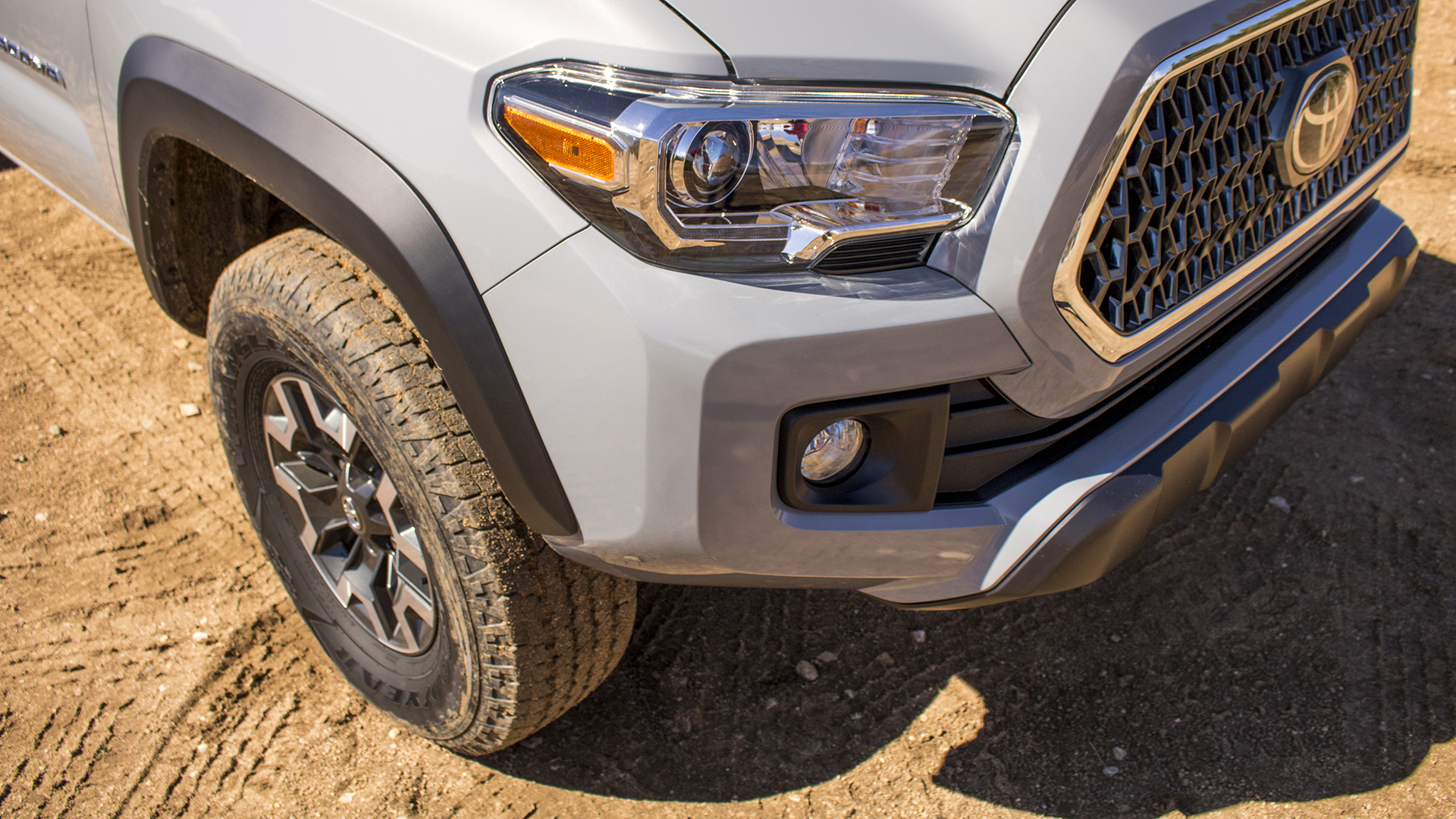 2018 Toyota Tacoma TRD Off-Road Review: An Apocalypse-Proof Pickup