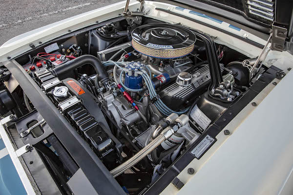 Shelby Will Build 10 More '67 Ford Mustang GT500 Super Snakes - The