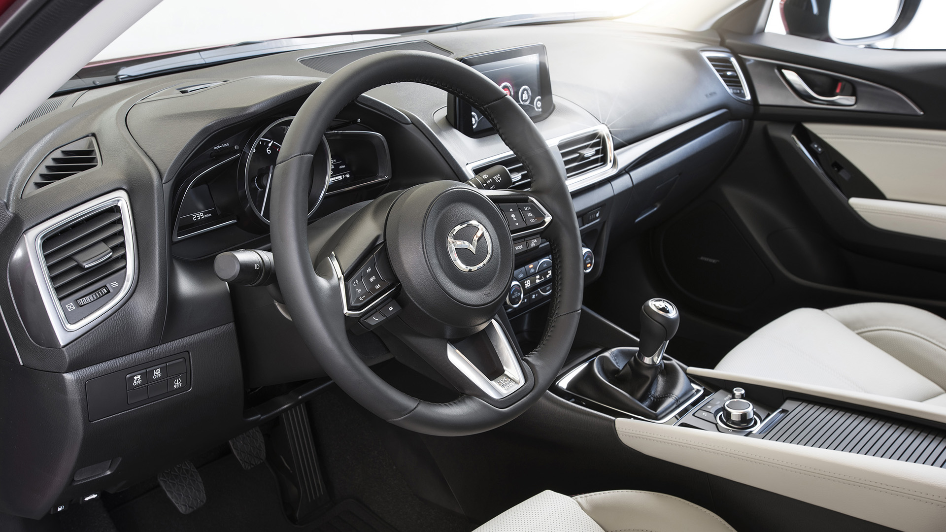 2018 Mazda3 5-Door Grand Touring Review: The Noble Steed of