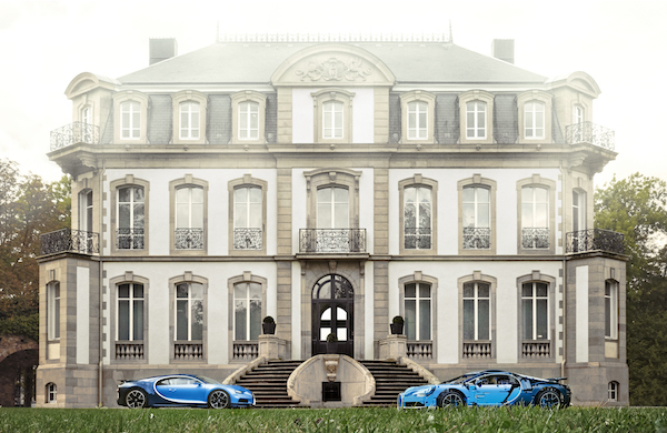 LEGO Bugatti Chiron Launched - $350 a Unit