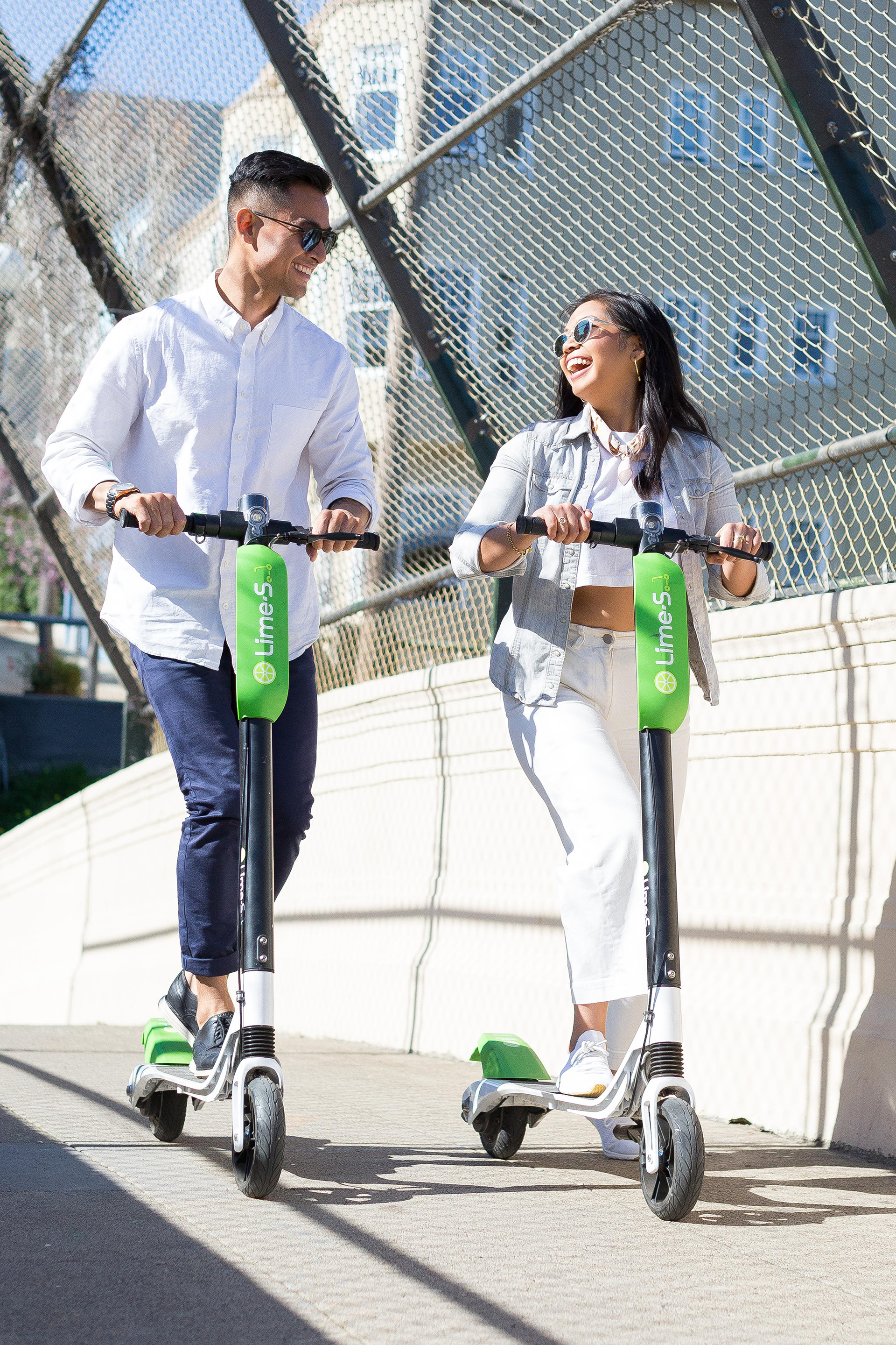 Regulating San Francisco S Electric Scooter Problem The
