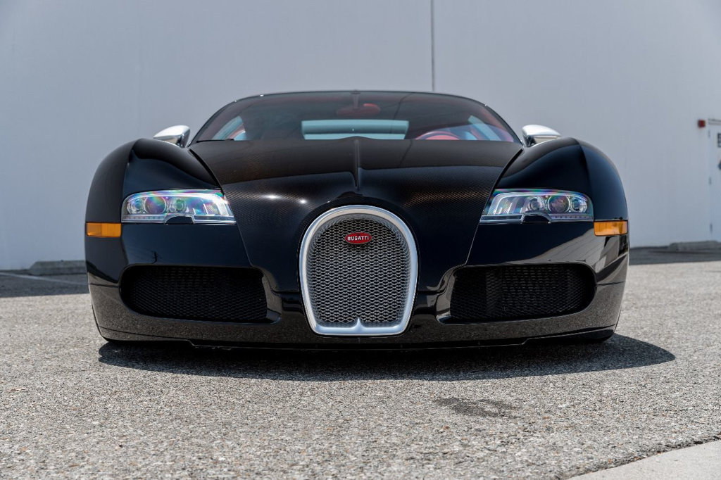 This Bugatti Veyron Sang Noir For Sale Is One Of 12 The Drive