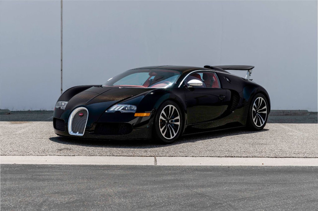 This Bugatti Veyron Sang Noir for Sale is One of 12 - The Drive
