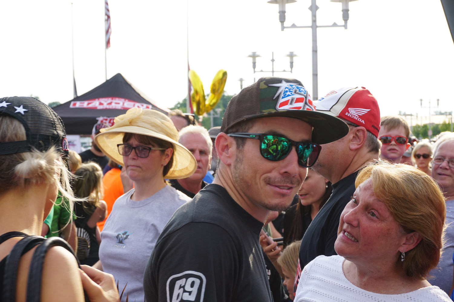 Champion Auto Owensboro >> Scenes From the Just-Unveiled Nicky Hayden Memorial in Owensboro, Kentucky