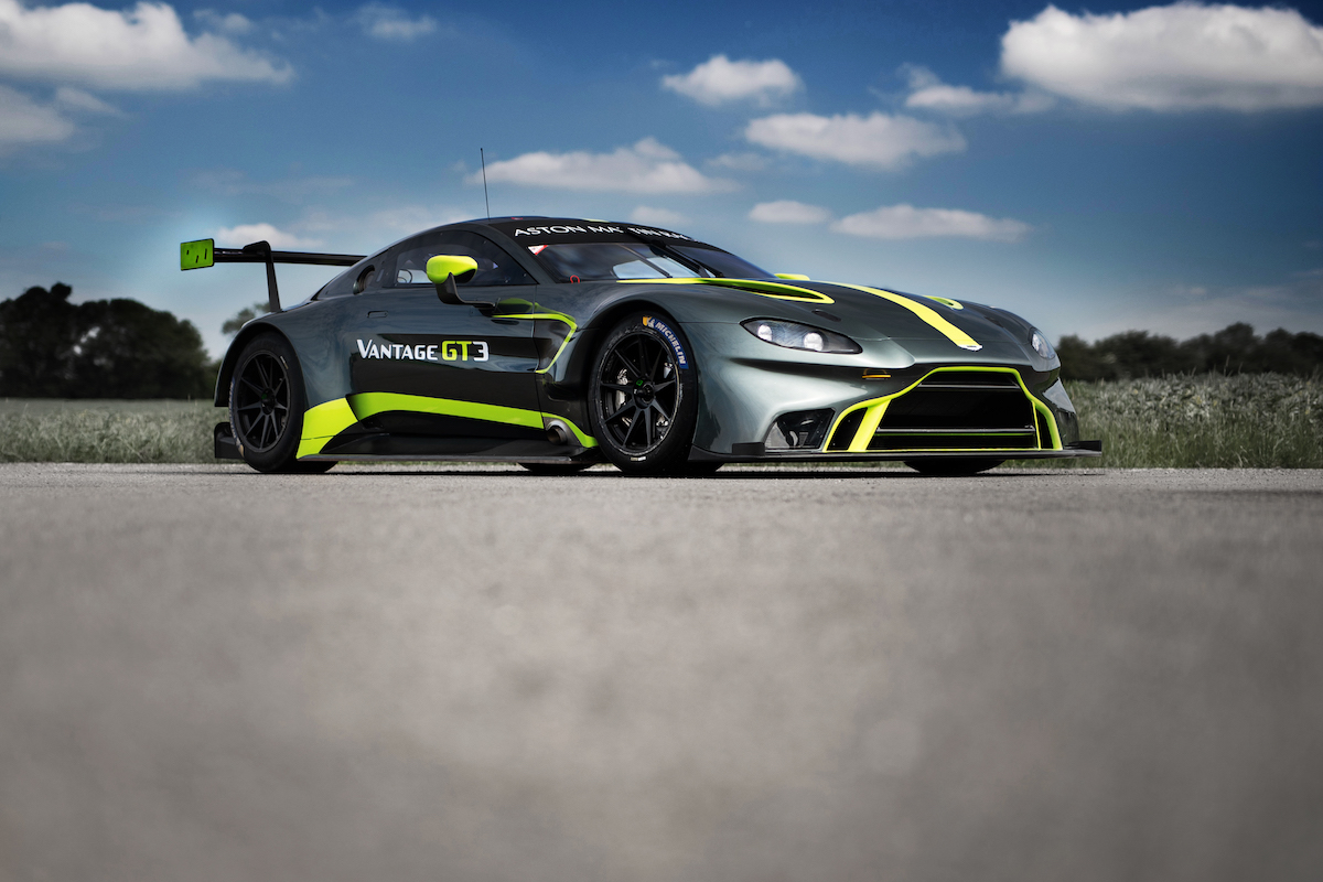 Aston Martin Vantage Gt3 And Gt4 Debut At 24 Hours Of Le Mans