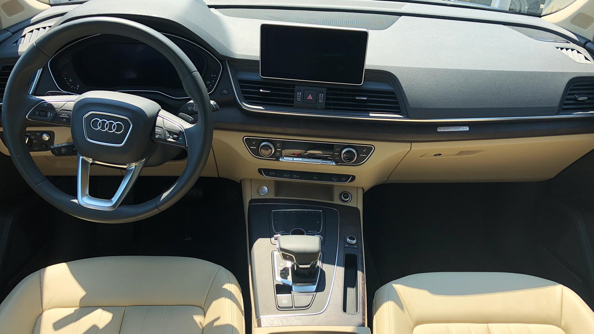 2018 Audi Q5 2 0T Prestige Review: Beauty, Tech, and Brawn, If