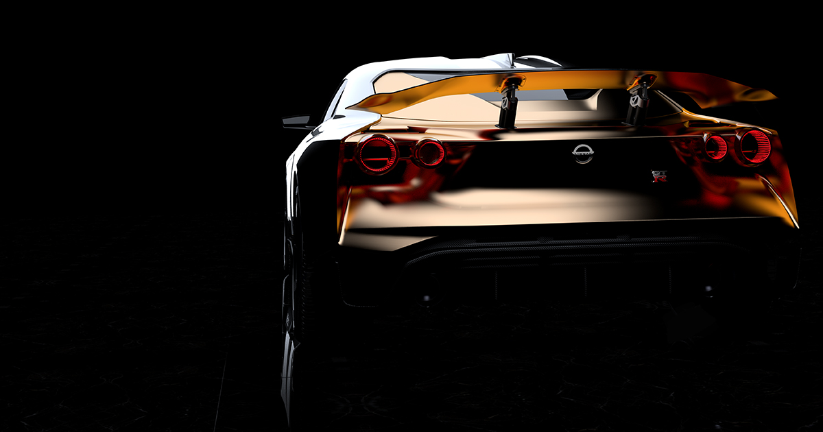 Nissan and Italdesign Create GT-R50 Prototype to Mark 50 ...