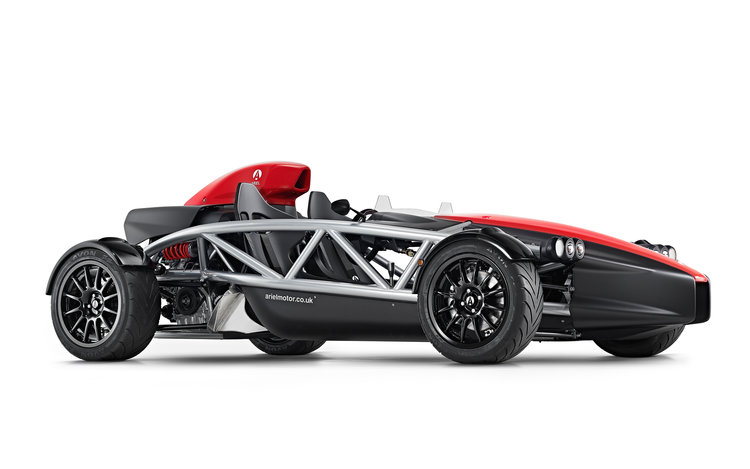 Ariel reveals Atom 4 with more power, refined chassis