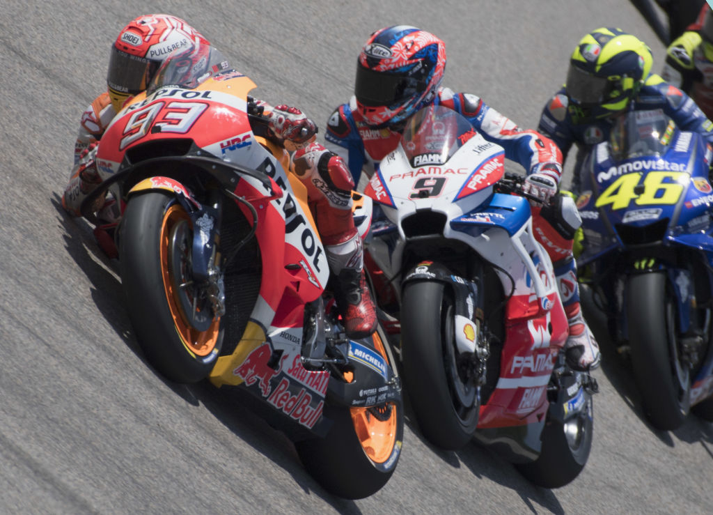 The magnificent seven react to an unforgettable Dutch GP ... |Motogp