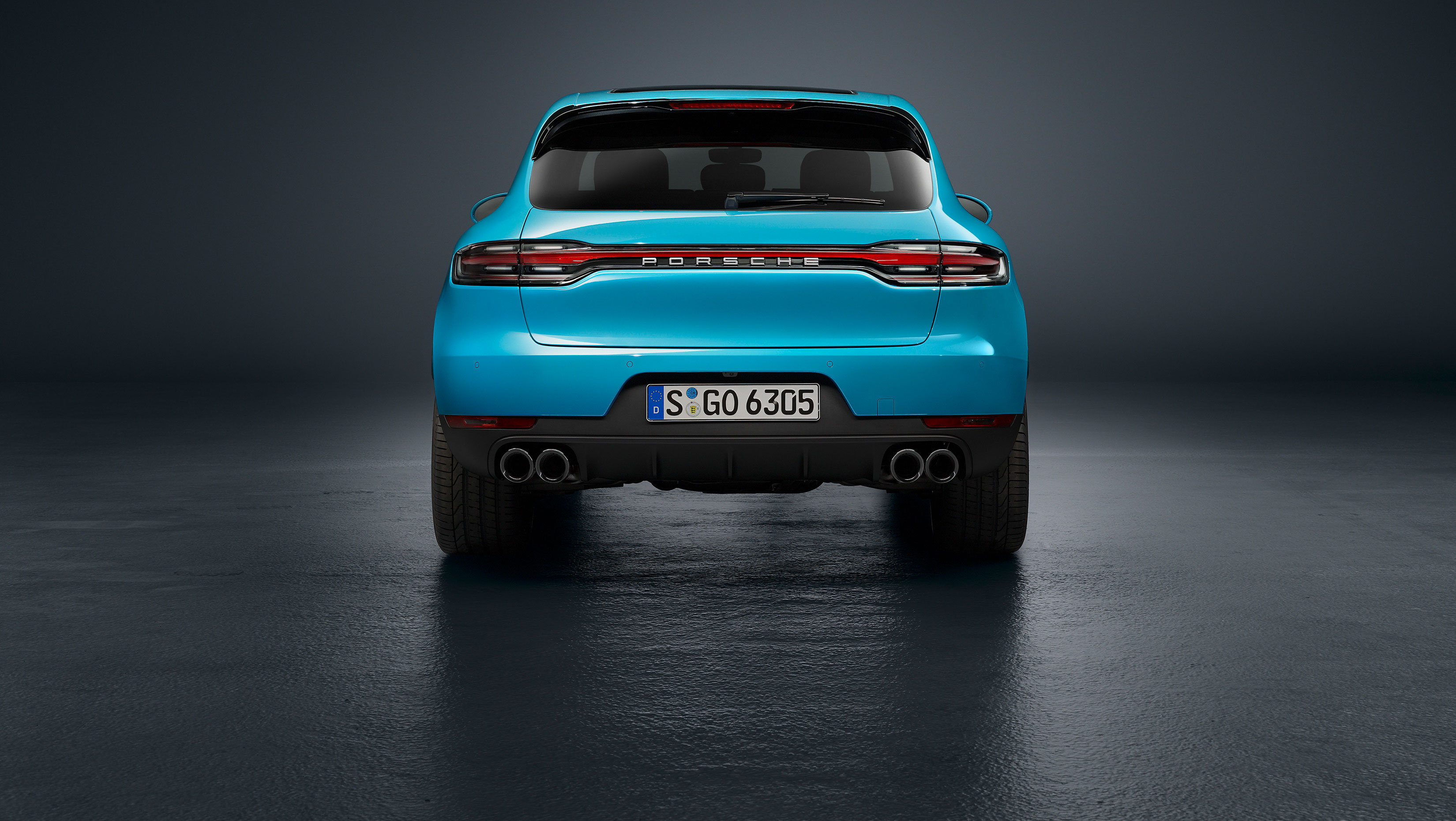 2019 Porsche Macan If It Ain T Broke Just Change The Taillights