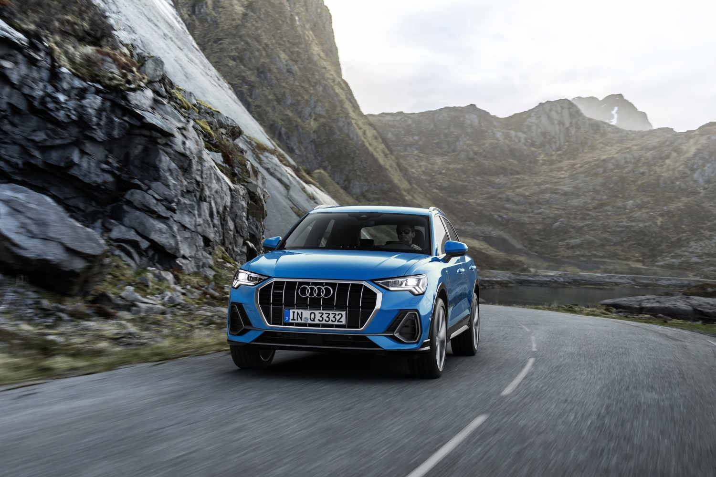 2019 Audi Q3 Ingolstadt S Smallest Crossover Evolves The Drive