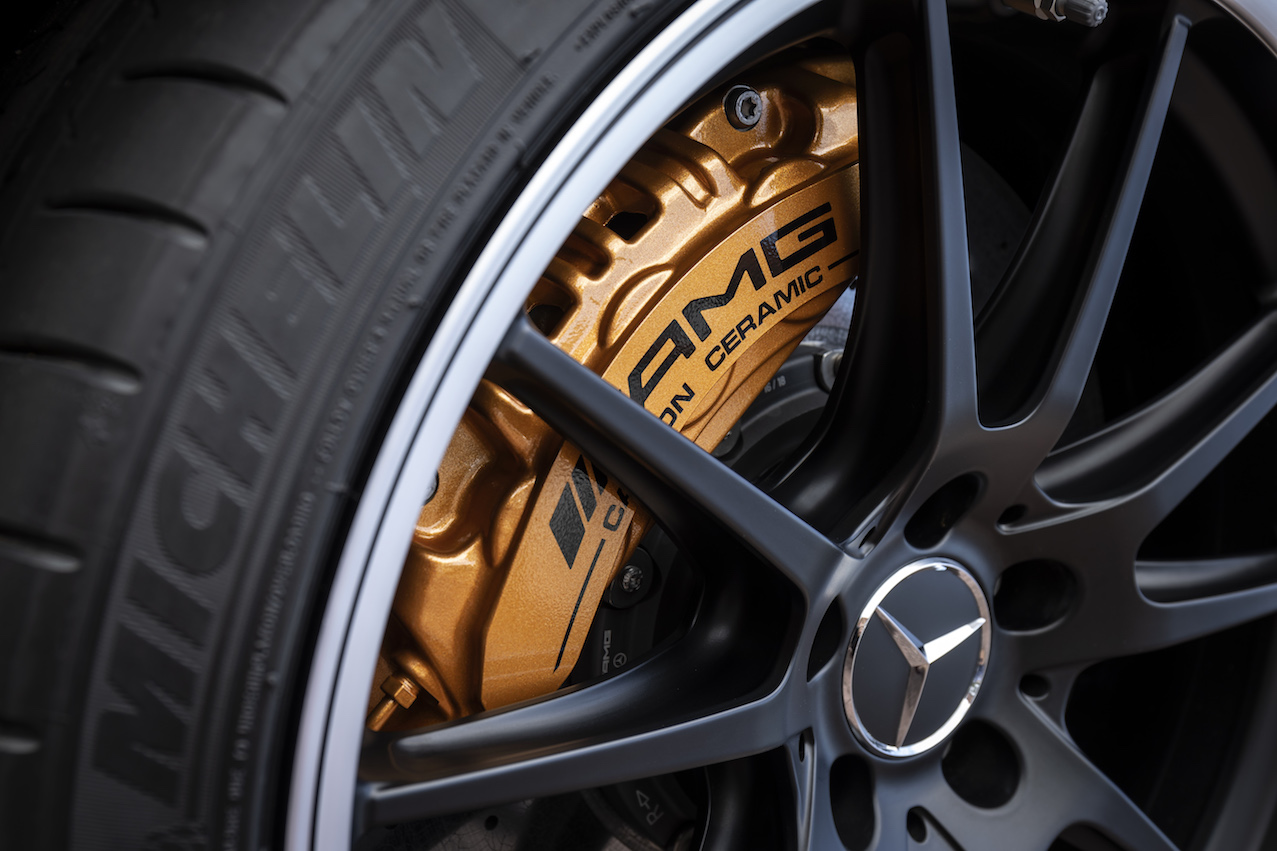2019 Mercedes-AMG C63 S First Drive Review at Germany's Maniacal