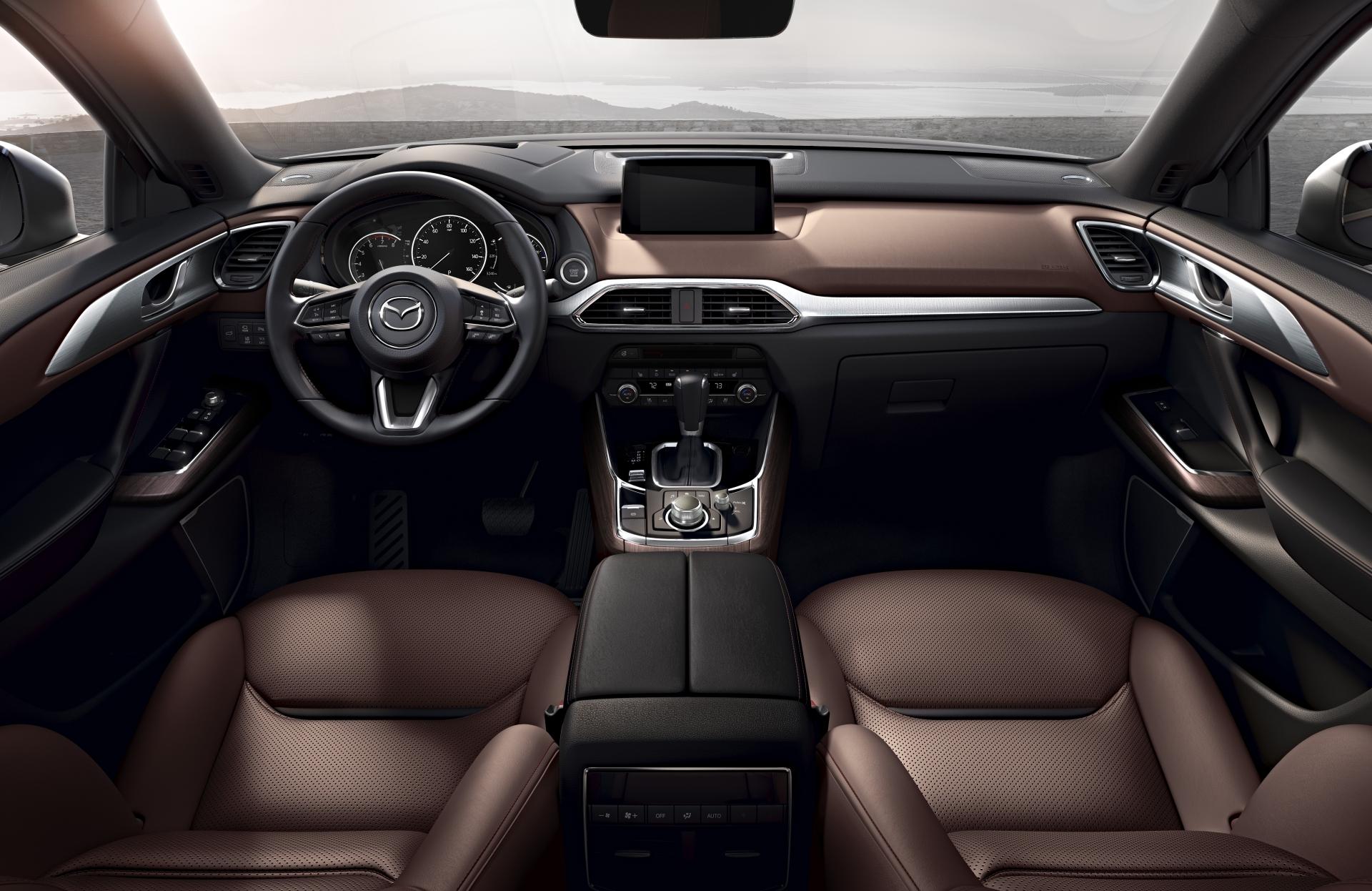 2019 Mazda Cx 9 Tech Upgrades Retuned Suspension And More