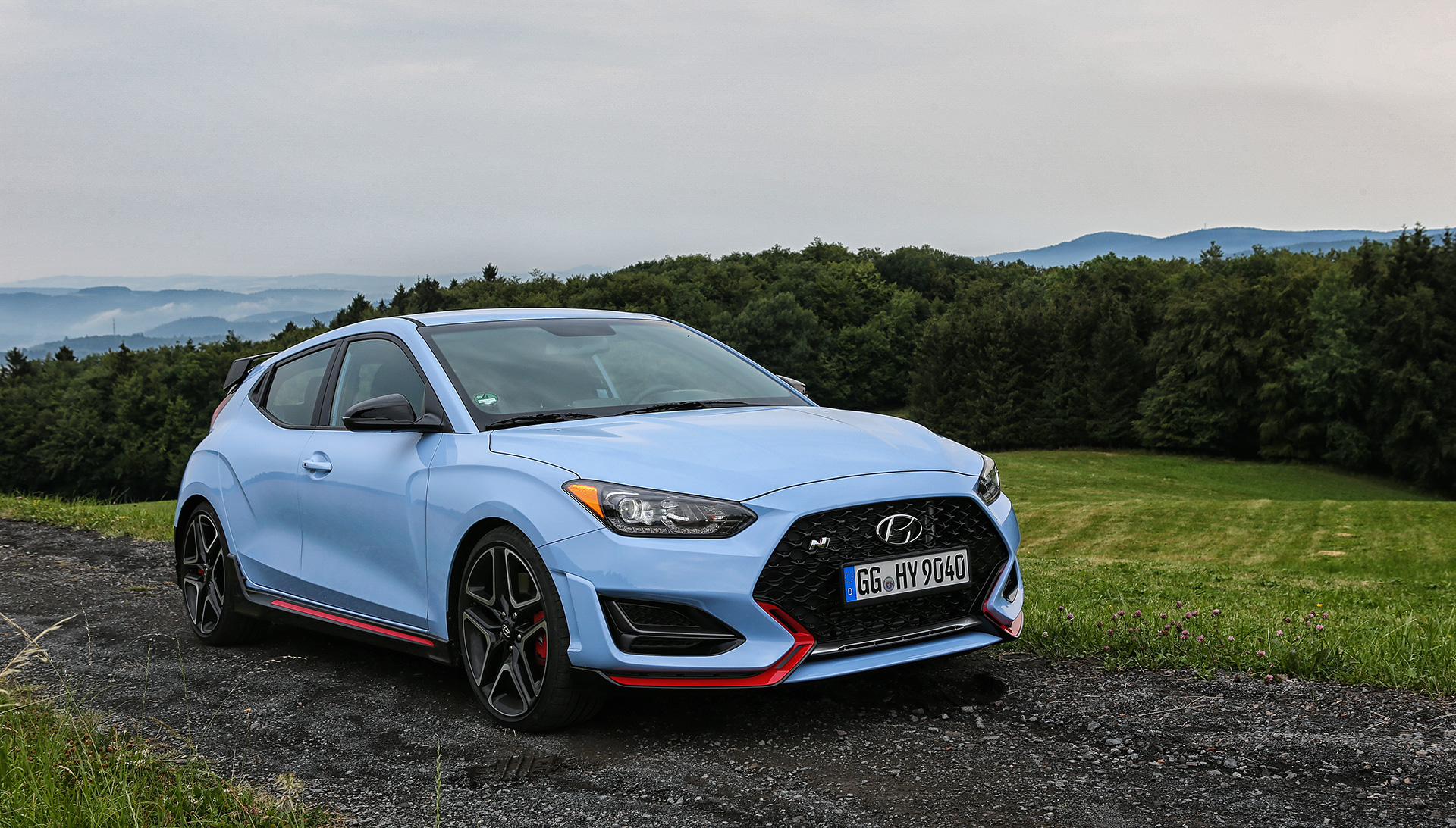 2019 Hyundai Veloster N First Drive Review Nurburgring Tested Two Door Car