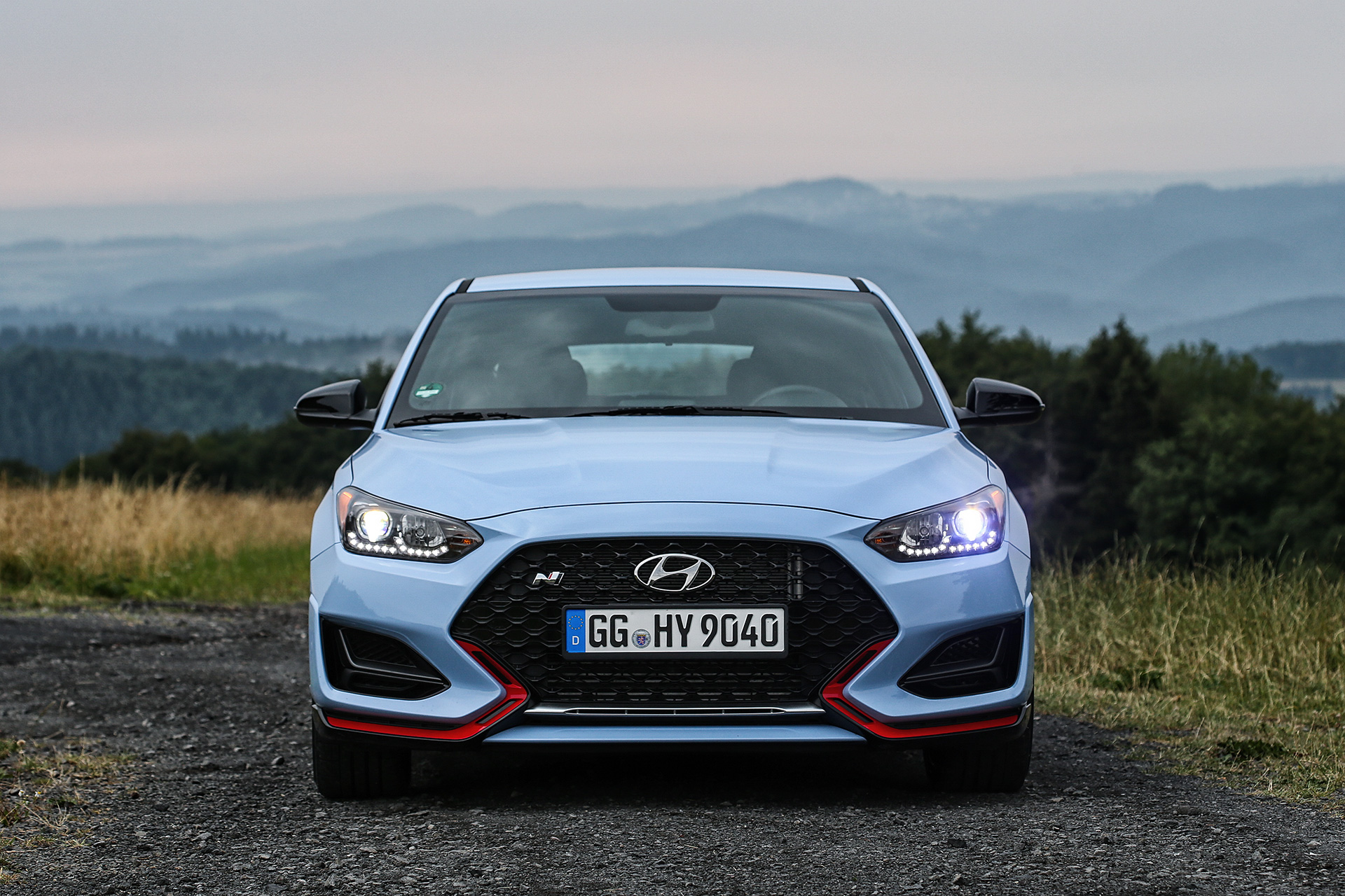 2019 Hyundai Veloster N First Drive Review Nurburgring