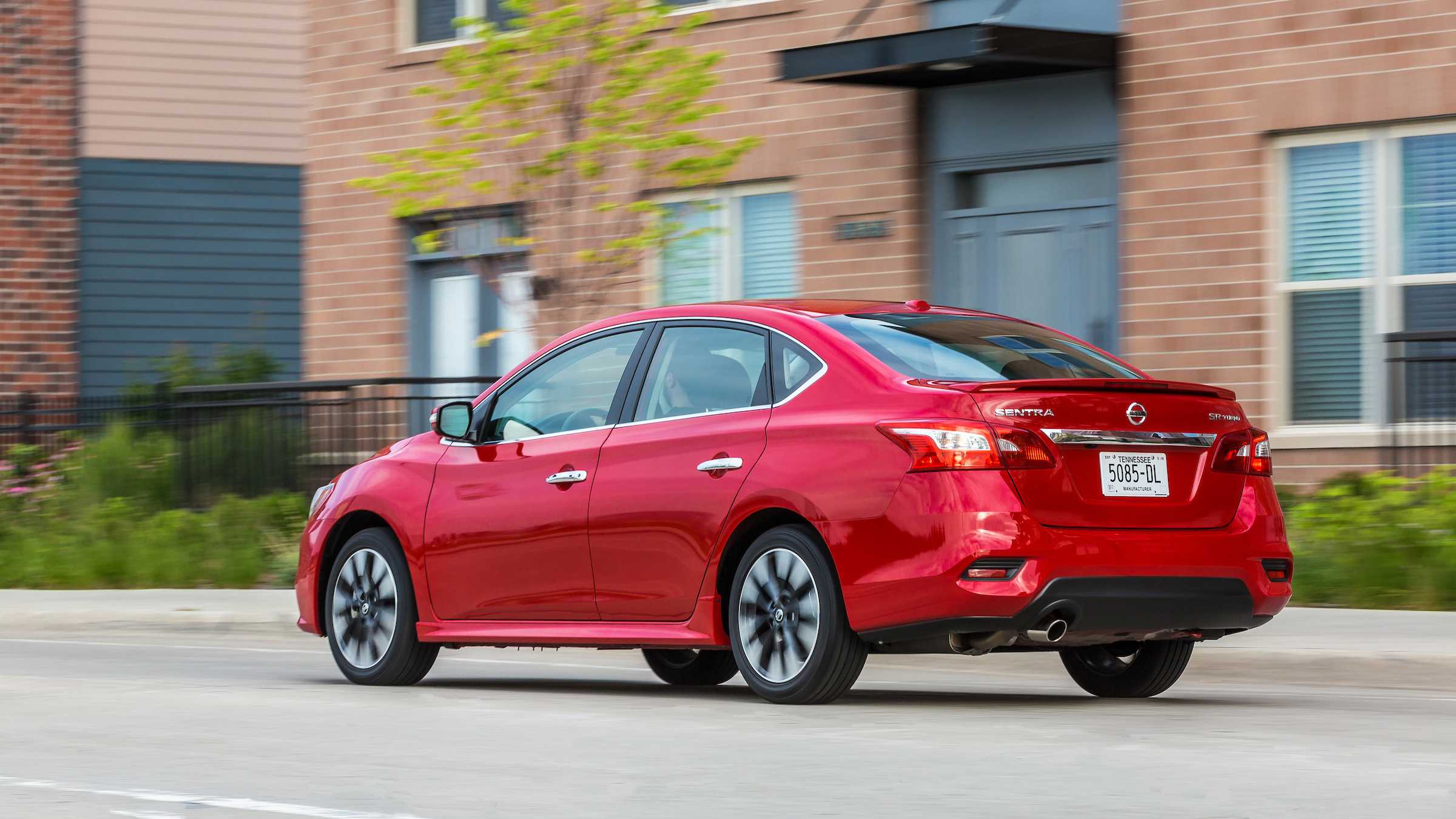2019 Nissan Sentra More Of The Same The Drive