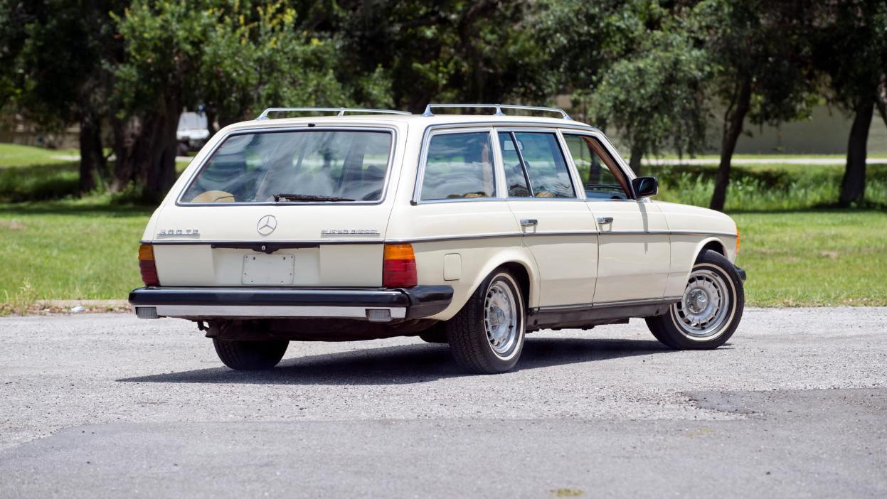 Imagine Buying John Lennon S Last Ride A 1979 Mercedes Benz 300td