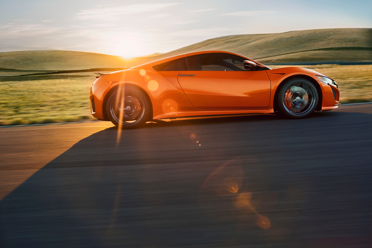 How Much Is A Car Paint Job >> 2019 Acura NSX: Revised Chassis, High-Visibility Paint Job ...