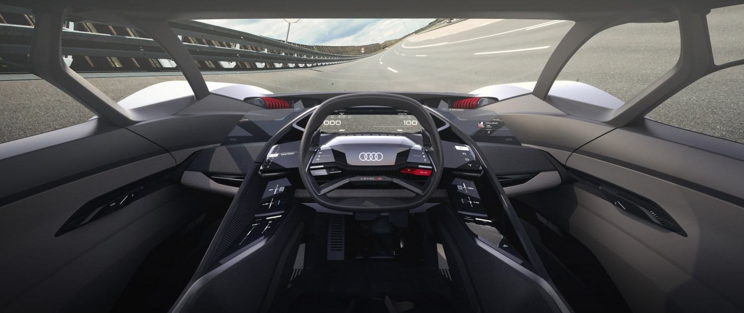 Audi S Pb 18 E Tron Concept Is A Shooting Brake Supercar From The