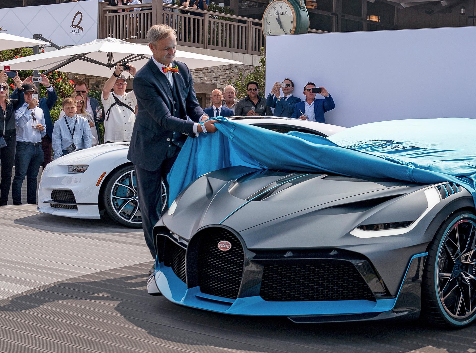 The Bugatti Divo Exists Because Lamborghini S Special Edition Supercars Are So Successful