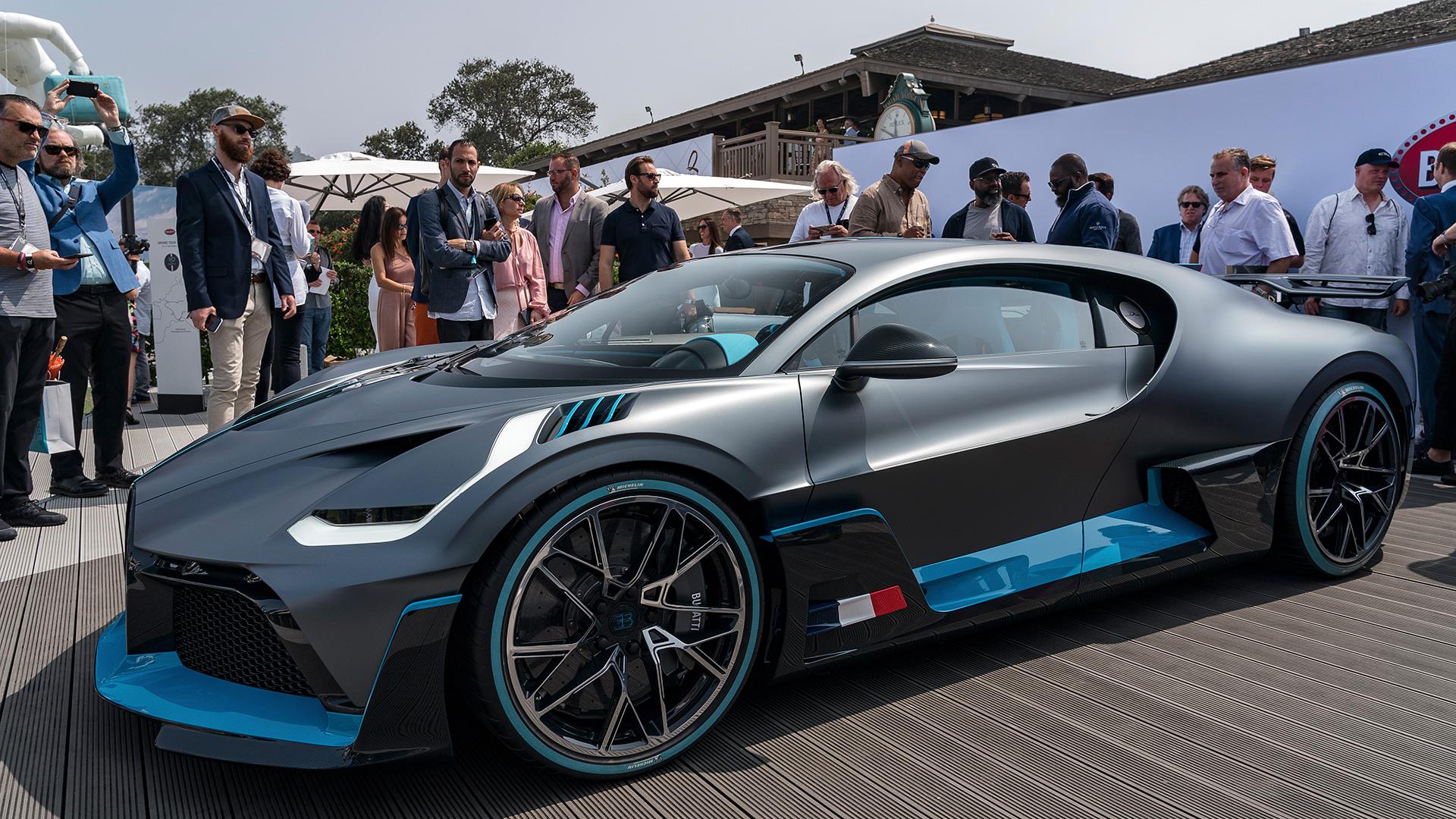 The Bugatti Divo Exists Because Lamborghini S Special Edition