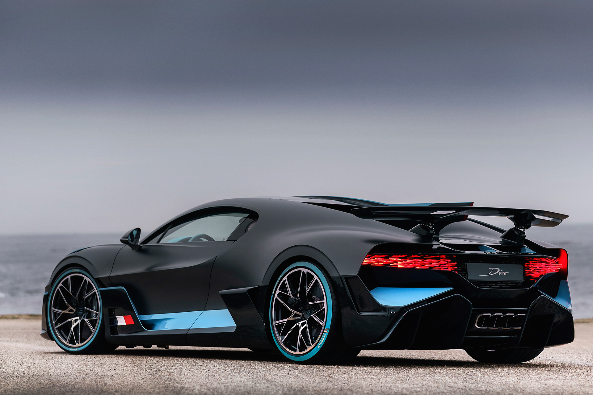 The Bugatti Divo Exists Because Lamborghini S Special