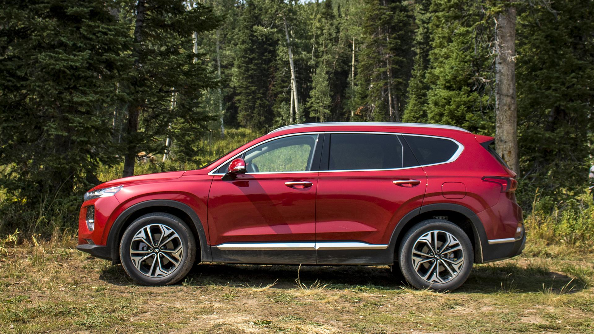 2019 Hyundai Santa Fe First Drive Review: A Mature Midsize SUV