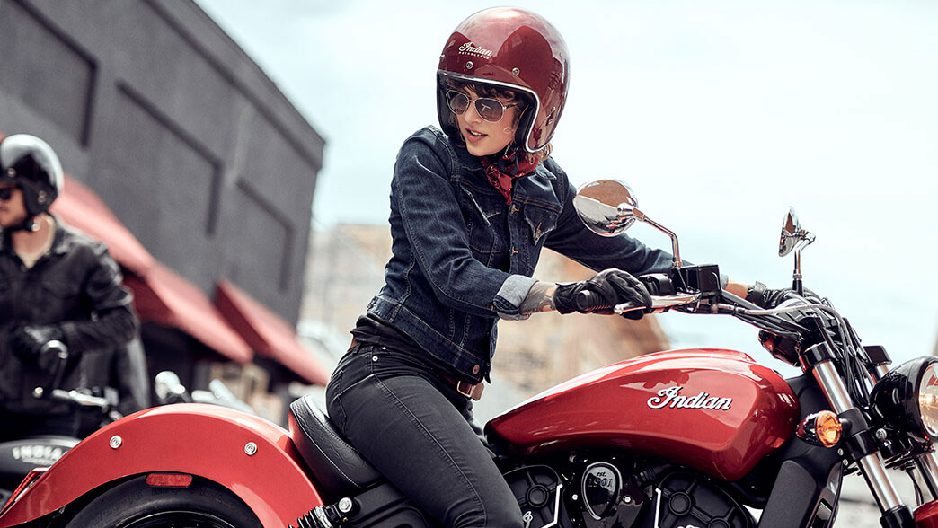2019 indian scout standard safety and convenience added for the mid