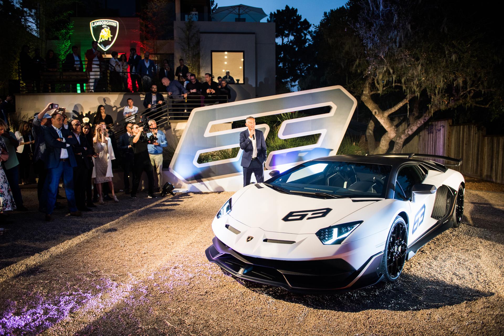 Report Lamborghini Aventador Svj Roadster Will Follow Its Fixed Roof Sibling
