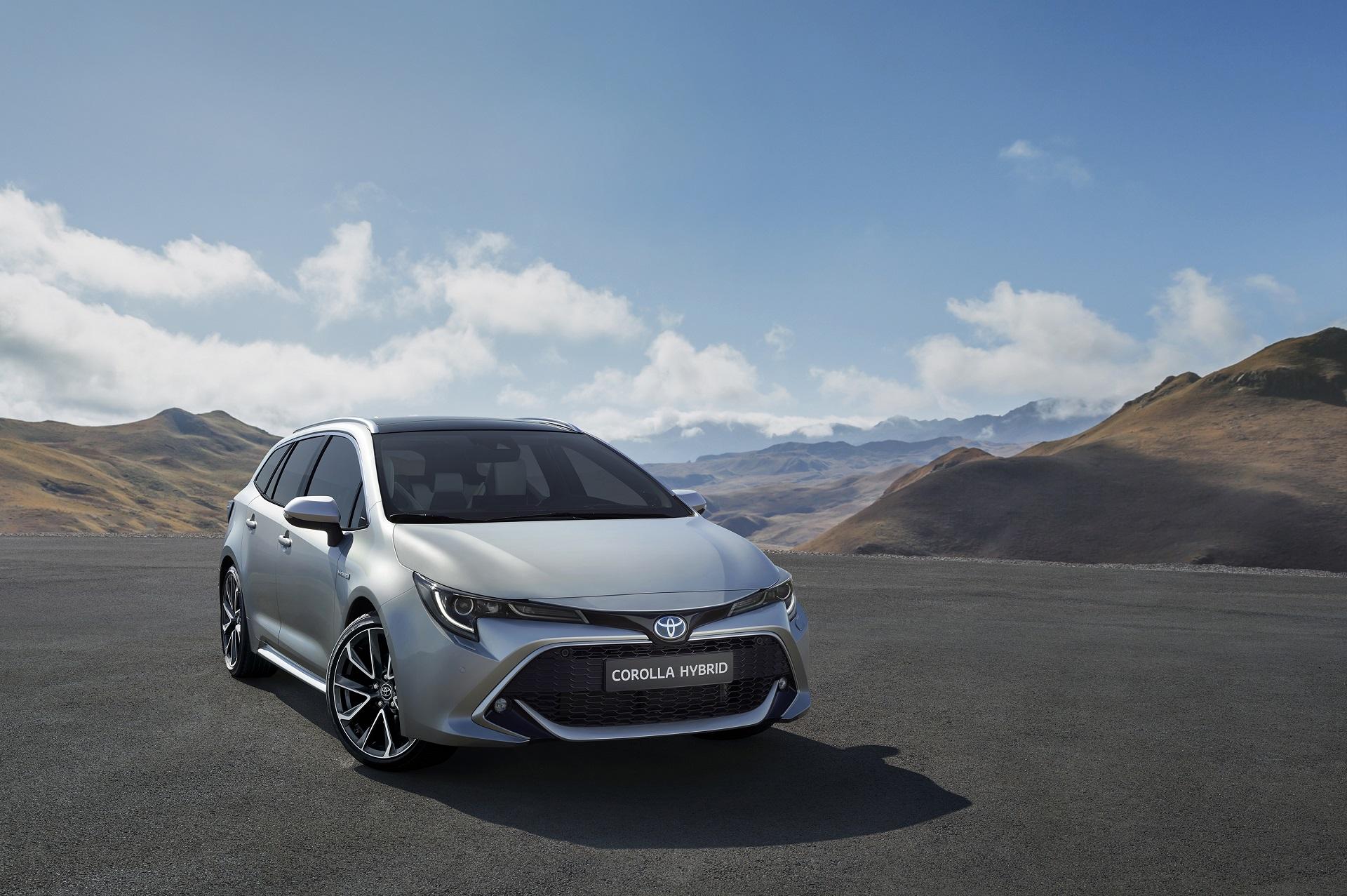 2019 Toyota Corolla Touring Sports The Corolla Wagon America Can T
