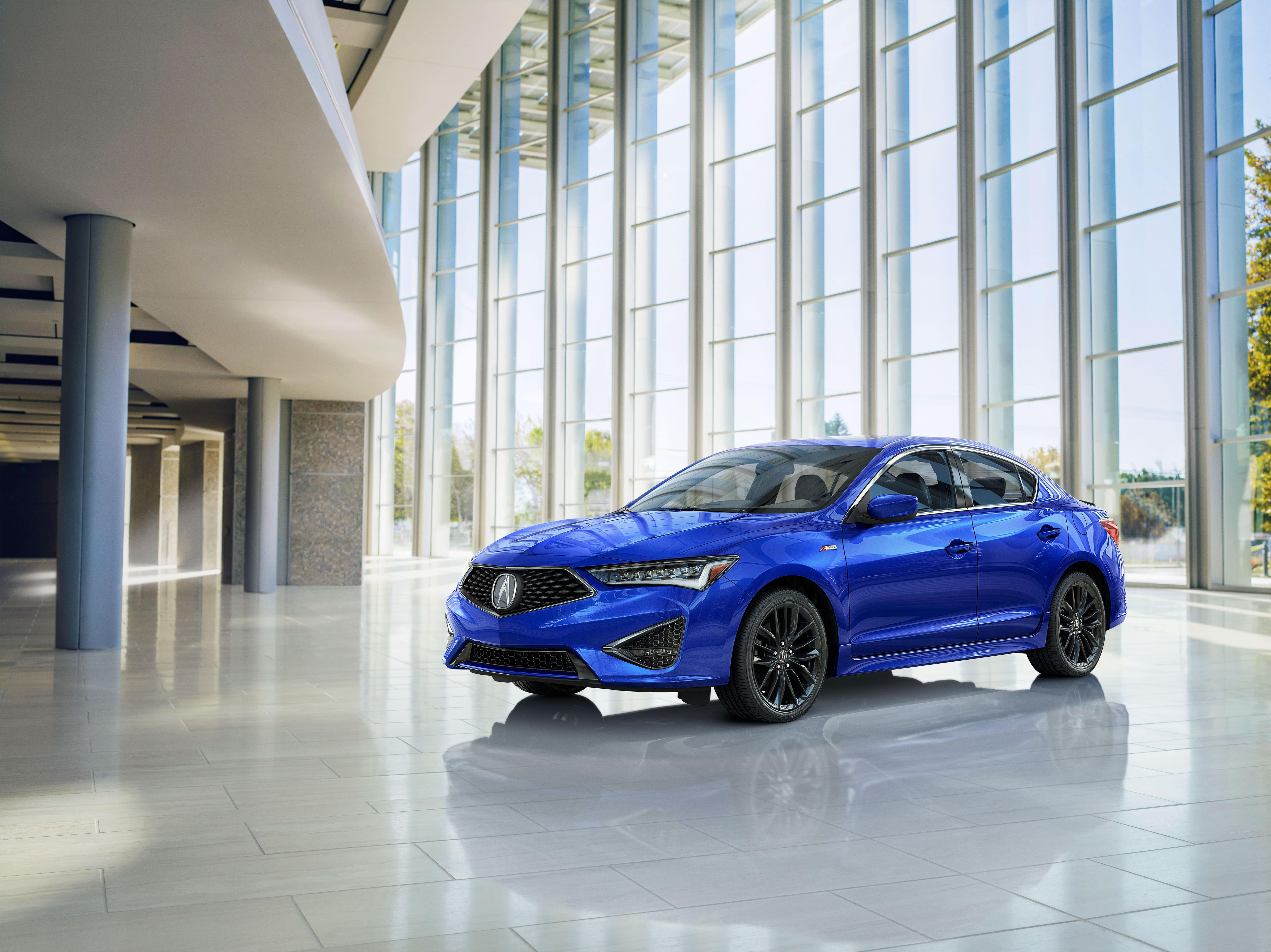 2019 Acura ILX: New Look, More Goodies, Wants To Play