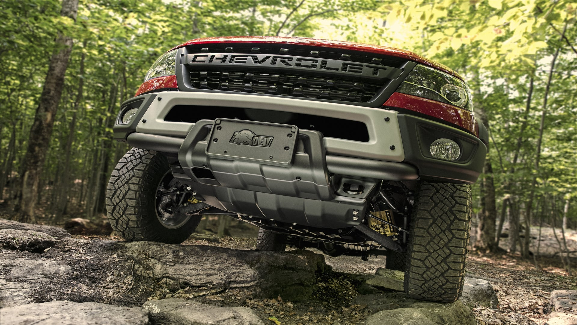 2019 Chevrolet Colorado ZR2 Bison: The Ultimate Midsize ...