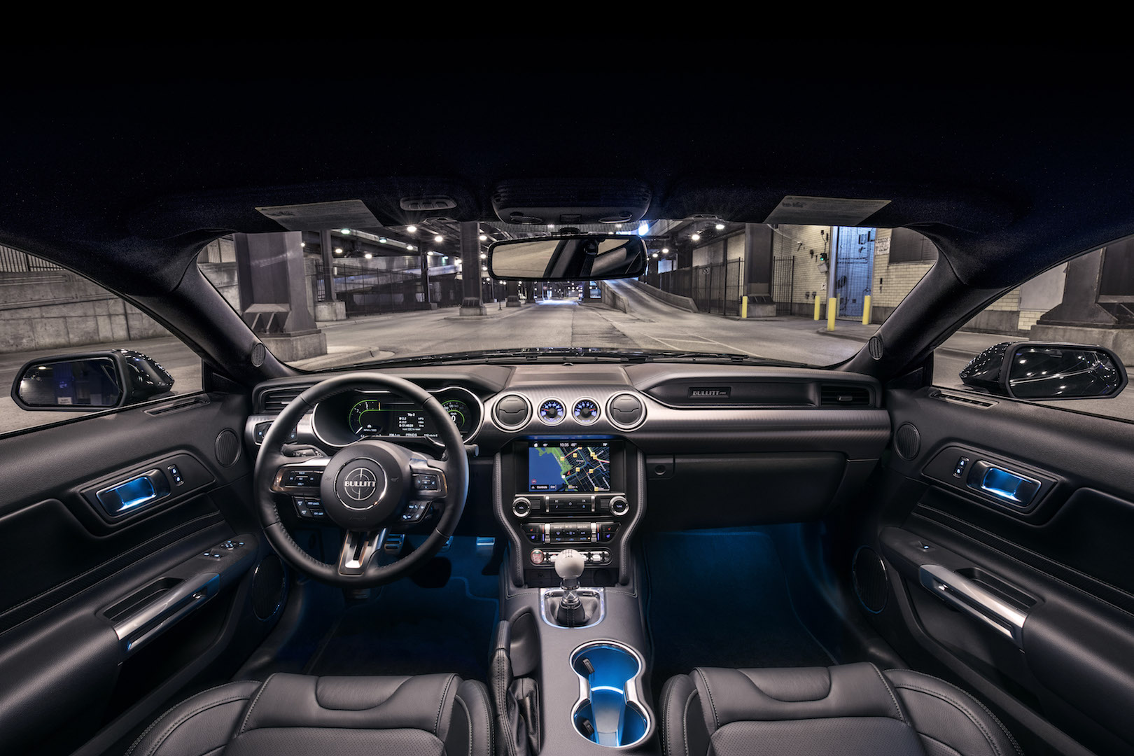 2019 Ford Mustang Bullitt Track Test Review Mcqueen Fan Or No A
