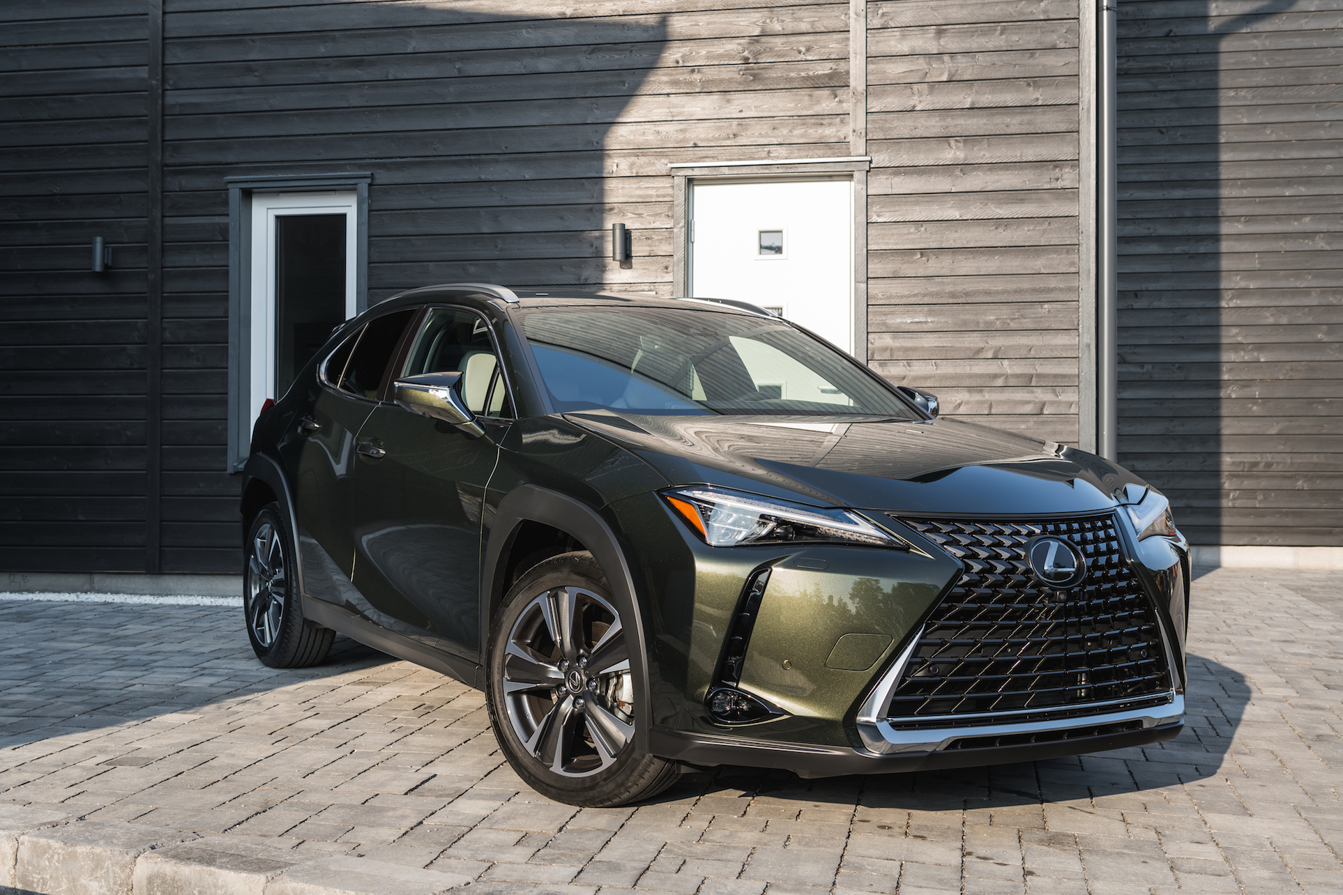 The 2019 Lexus Ux 200 And Ux 250h First Drive Review A