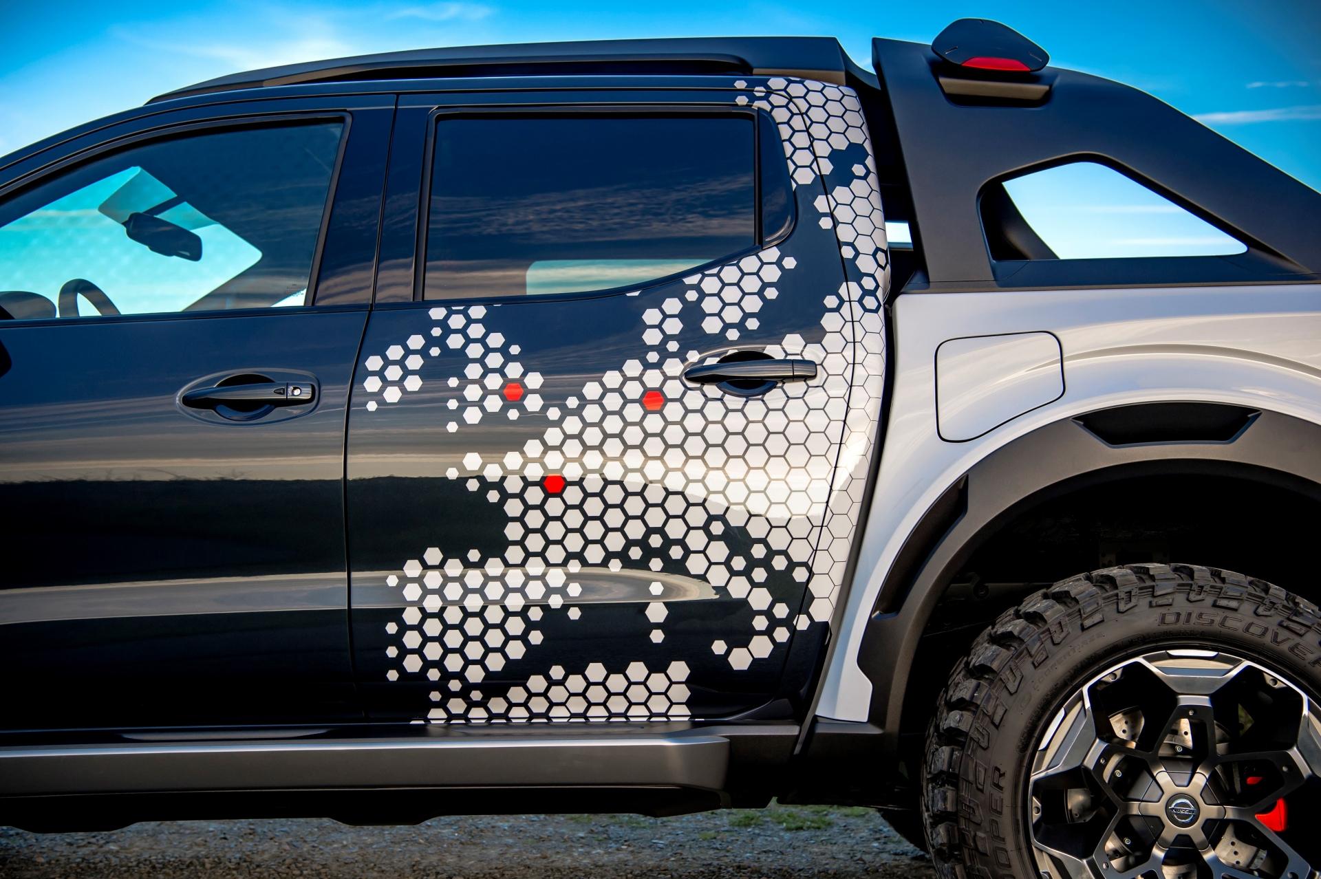 2019 Nissan Navara Dark Sky Concept: Reach for the Stars ...