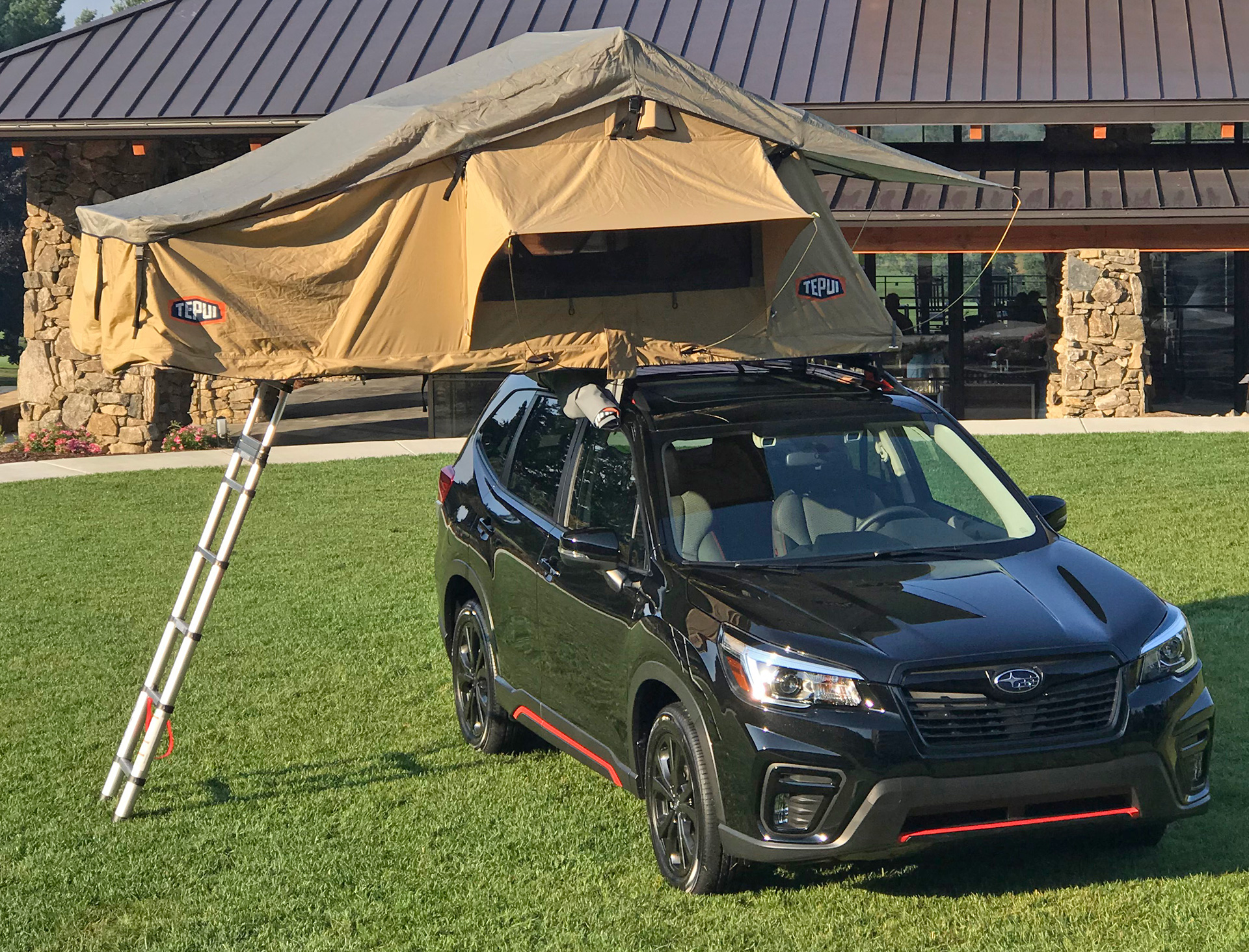 2019 Subaru Forester First Drive Review The Small Quirky Crossover Doubles Down On What Buyers Want